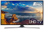 TV formaat in inch en cm middel